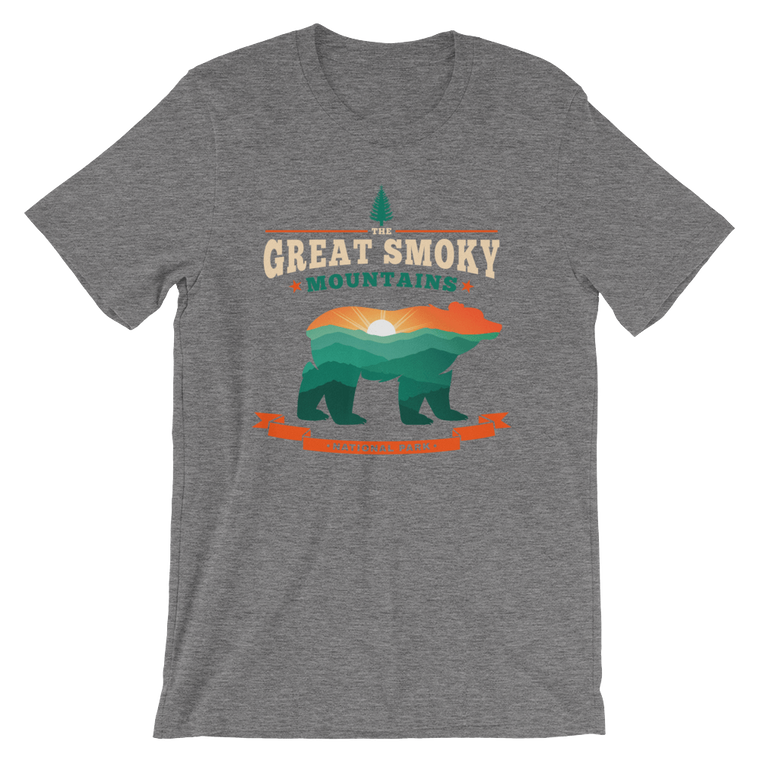 Great Smoky Mountains Bear T