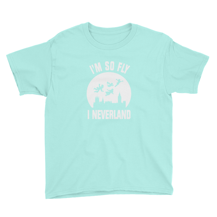So Fly Neverland Youth T