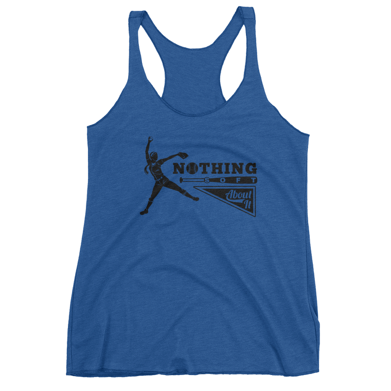 Nothing Soft About It Women's tank top