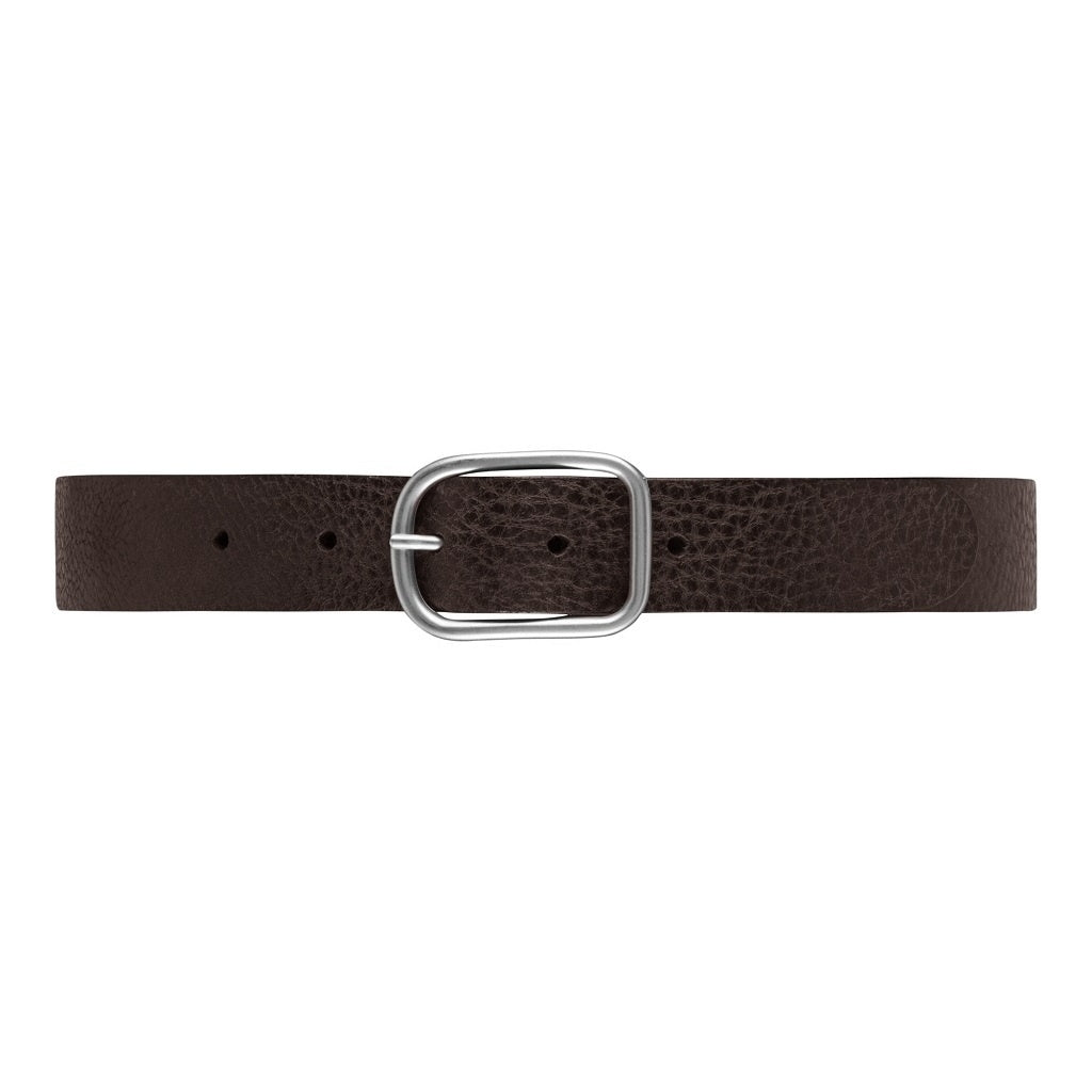 DEPECHE Basis jeans bælte Belts 015 Brown