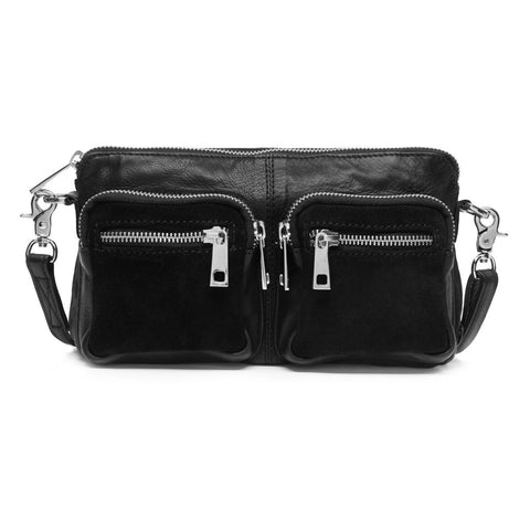 Lille clutch i slange look / 13494