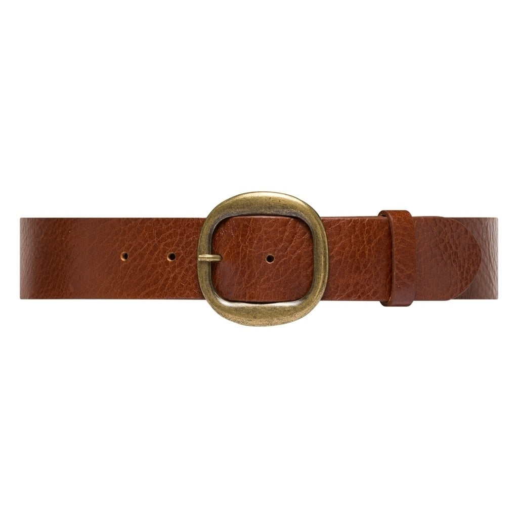 DEPECHE Jeans belt Belts 015 Brown