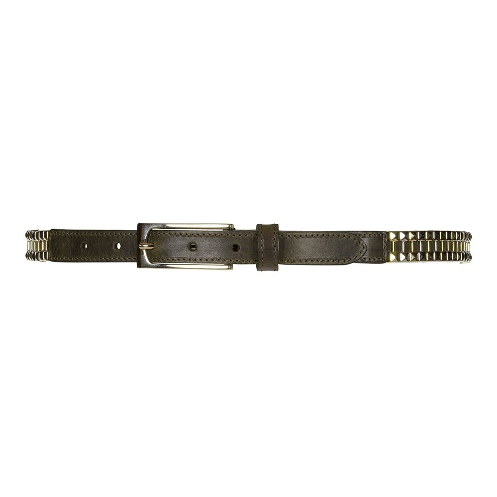 DEPECHE Belt Belts 049 Army Green