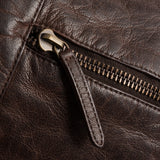 DEPECHE Weekend bag Weekend Bag 068 Winter brown