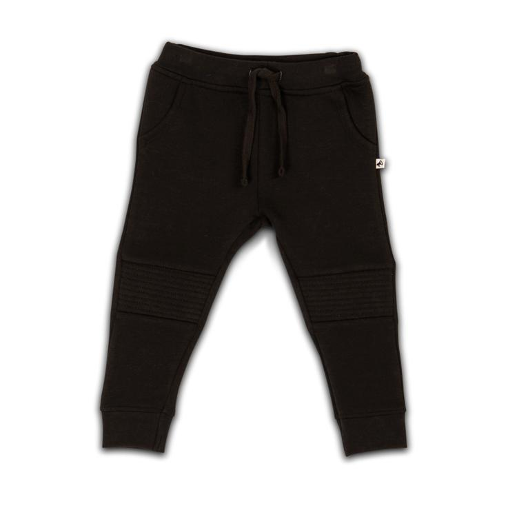 Cos I Said So BIKER Jogging Pant - BLACK FLEECE Underdeler Cos I Said So