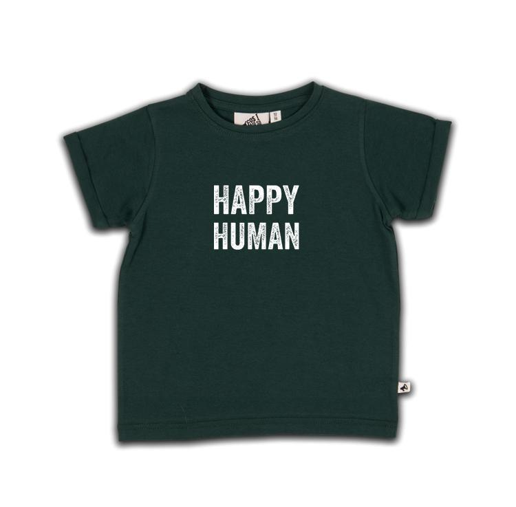 Cos I Said So HAPPY HUMAN Tee - SEA MOSS Underdeler Cos I Said So