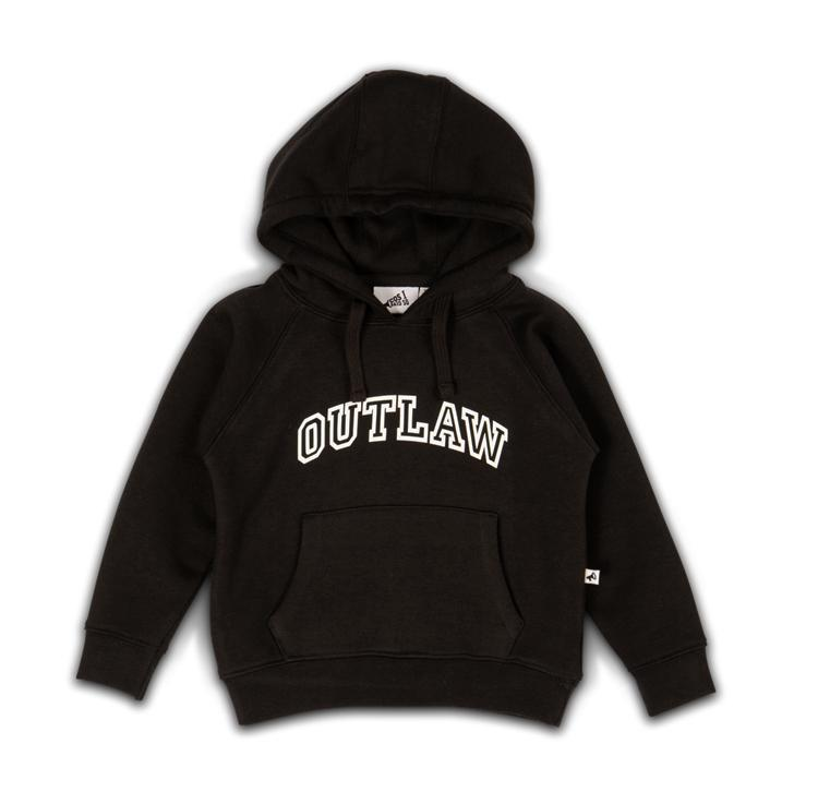 Cos I Said So OUTLAW Hoodie - BLACK Overdeler Cos I Said So