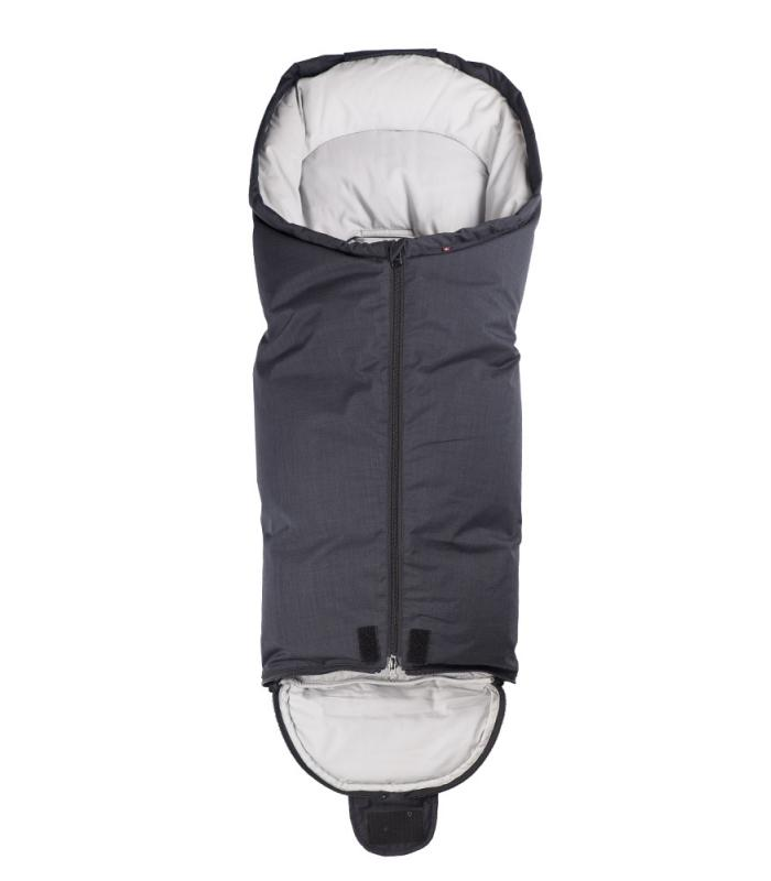 EASYGROW MINI Car Seat Bag - Black Melange - Torgunns Barneklær