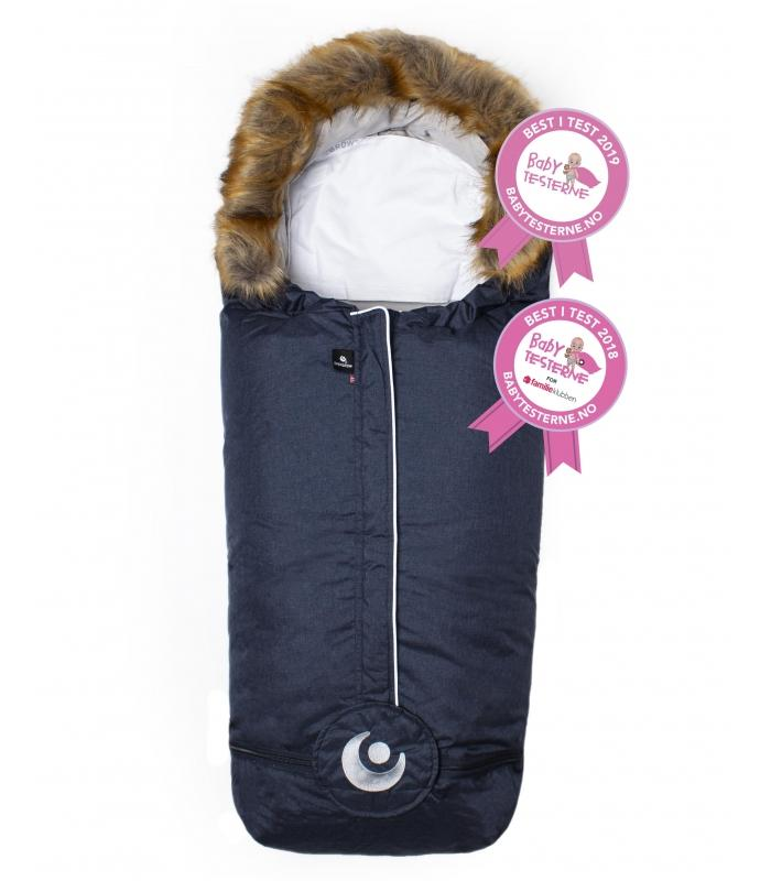 EASYGROW NORD Foot Muff - Navy Vognpose Easygrow