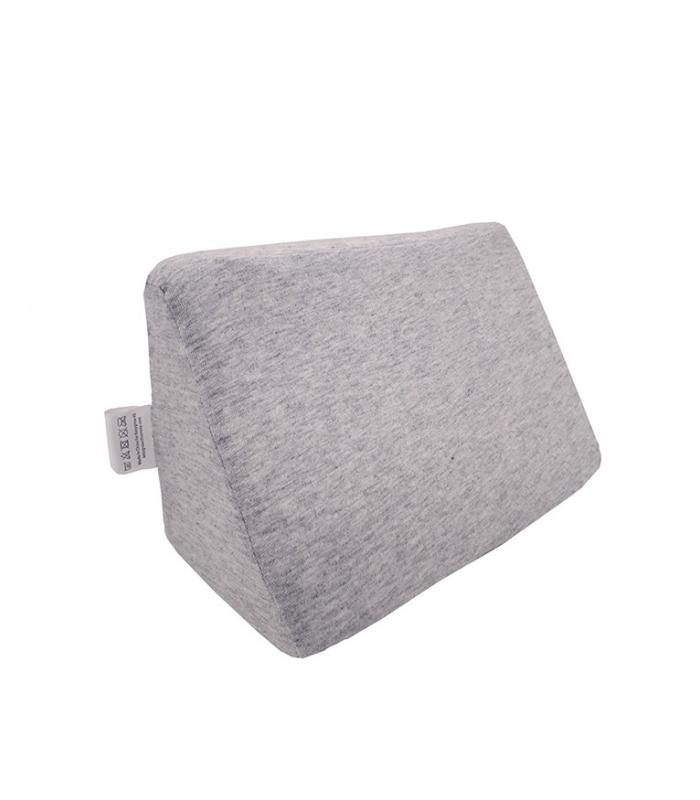 EASYGROW Wedge Pillow - Grey Melange - Torgunns Barneklær