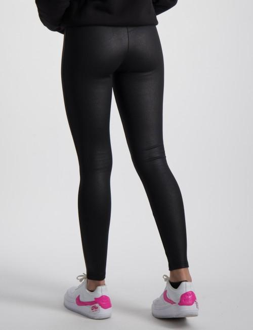 GRUNT Laura Leather Legging - Black Underdeler GRUNT
