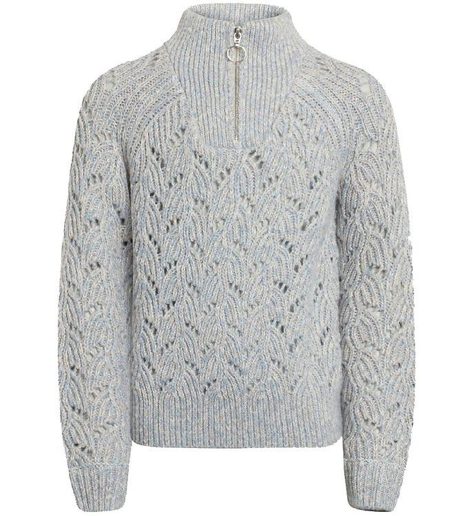 GRUNT Lisa Knit - Off White - Torgunns Barneklær