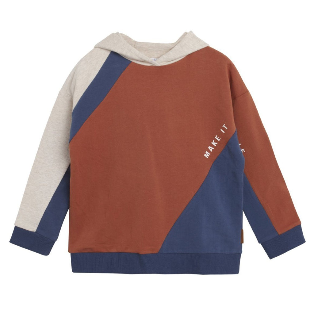 Hust & Claire SEJR Sweatshirt - Leather Overdeler Hust & Claire