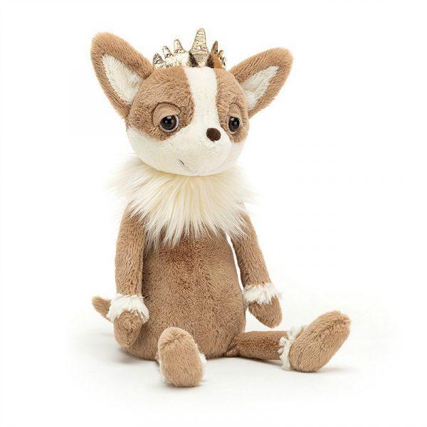 JELLYCAT - PRINCES CHIHUAHUA 31CM Bamse Jellycat