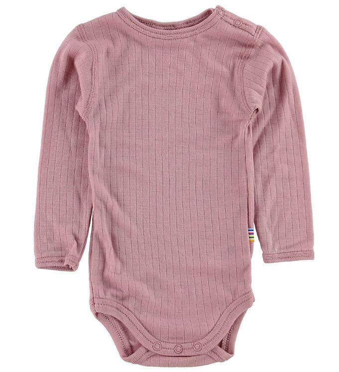 JOHA Ull Body Ribb Colorfull - OLD ROSE Body JOHA