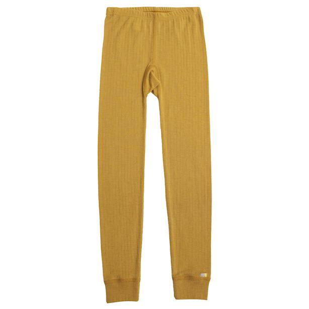 JOHA ULL // Leggings Colourfull - CARRY YELLOW - Torgunns Barneklær
