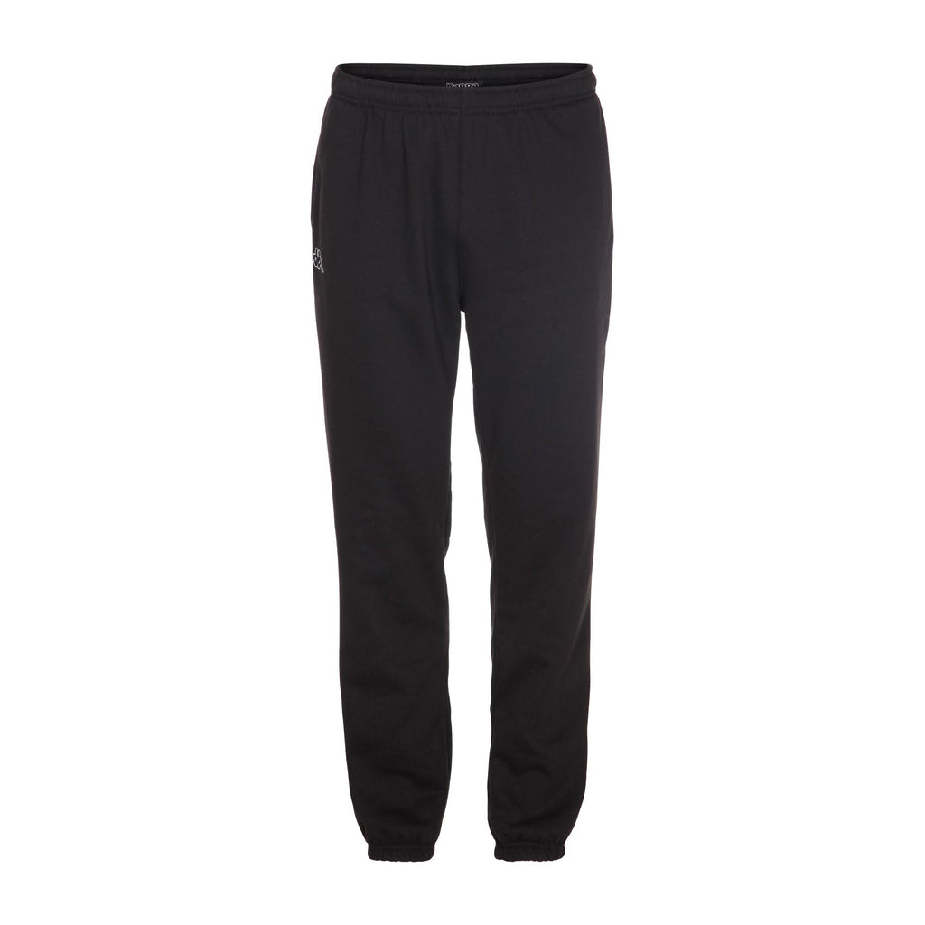 Kappa Jr Sweat Pants, Cuff Omini - Black Underdeler Kappa