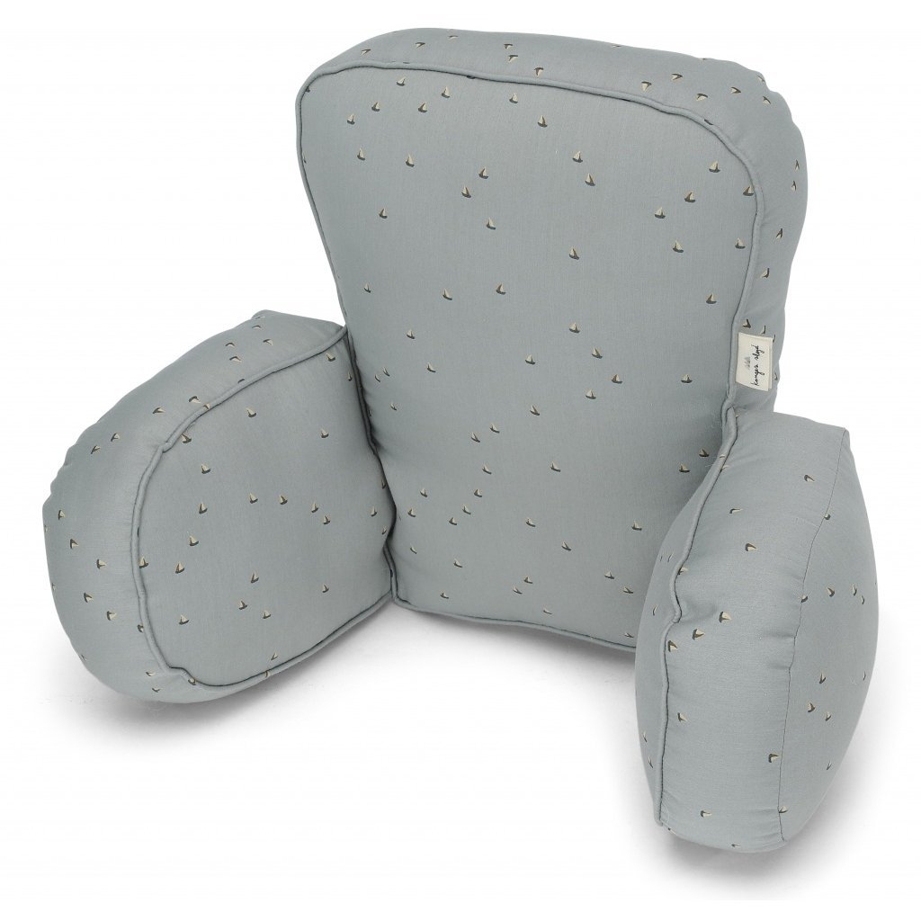 Konges Sløjd PRAM PILLOW - MILLE MARINE FRENCH BLUE Tilbehør Konges Sløjd