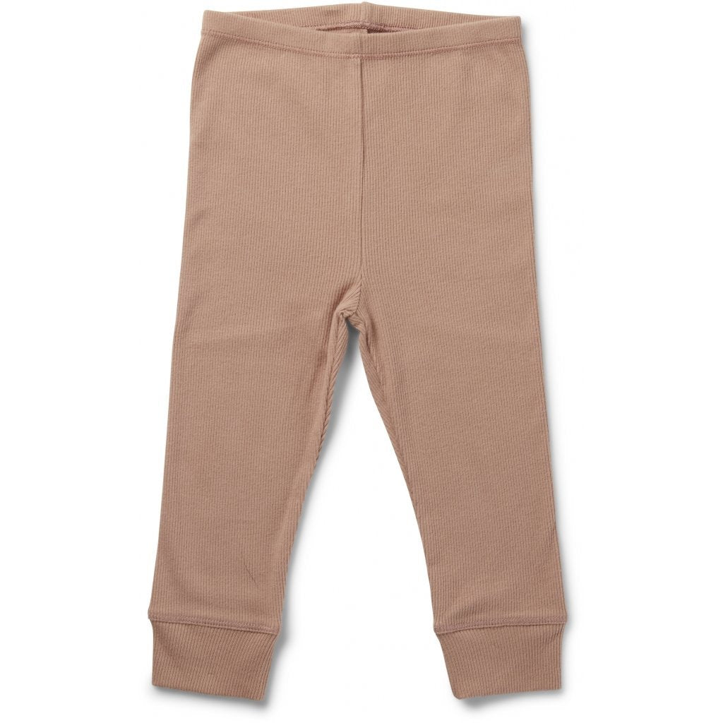 Konges Sløjd SIFF LEGGINGS - ROSE BLUSH - Torgunns Barneklær