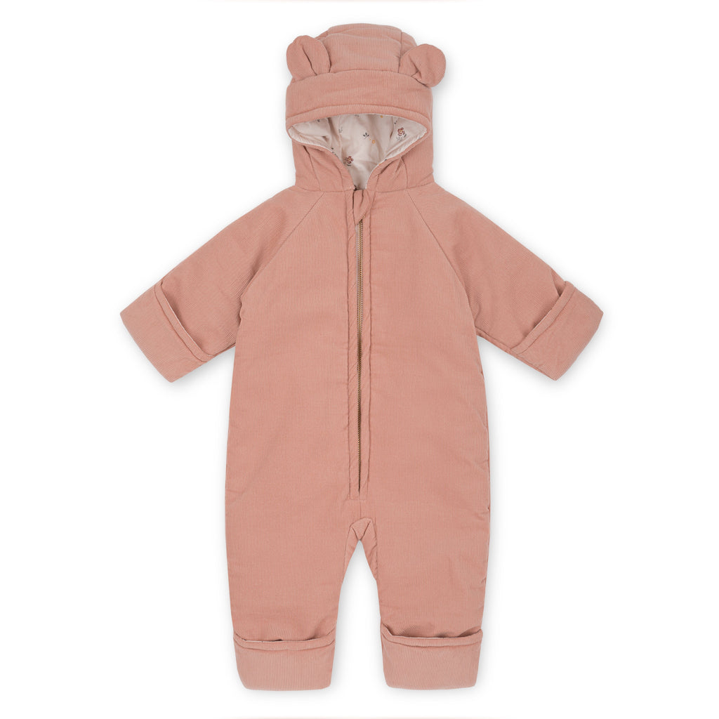 Konges Sløjd TEDDY SUIT DEUX - ROSE BLUSH/NOSTALGIE Yttertøy Konges Sløjd