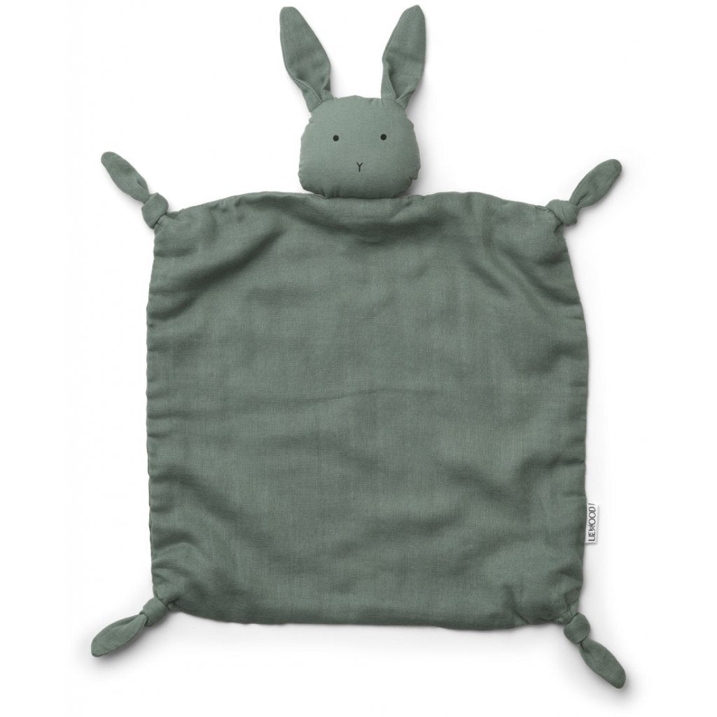 Liewood AGNETE Cuddle Cloth - Rabbit Peppermint - Torgunns Barneklær