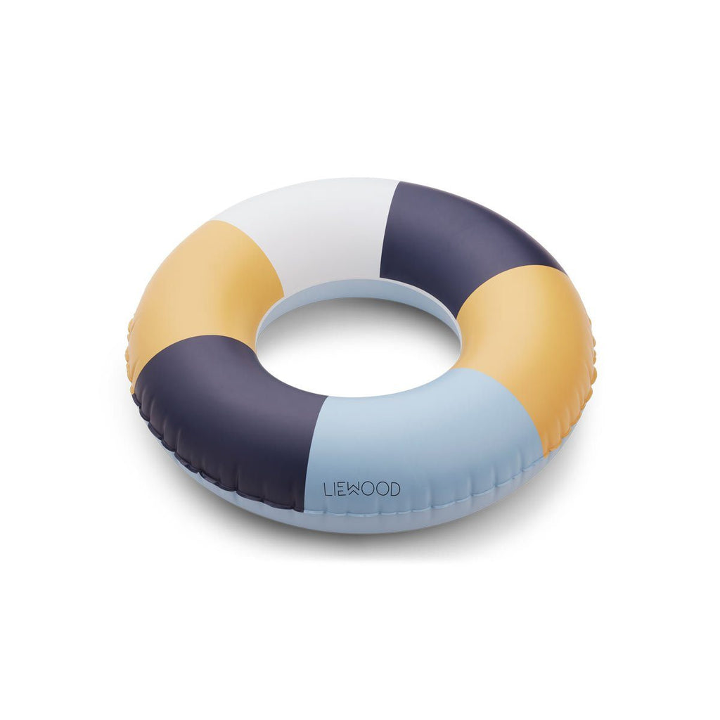 Liewood BALOO Swim Ring - Blue mix - Torgunns Barneklær