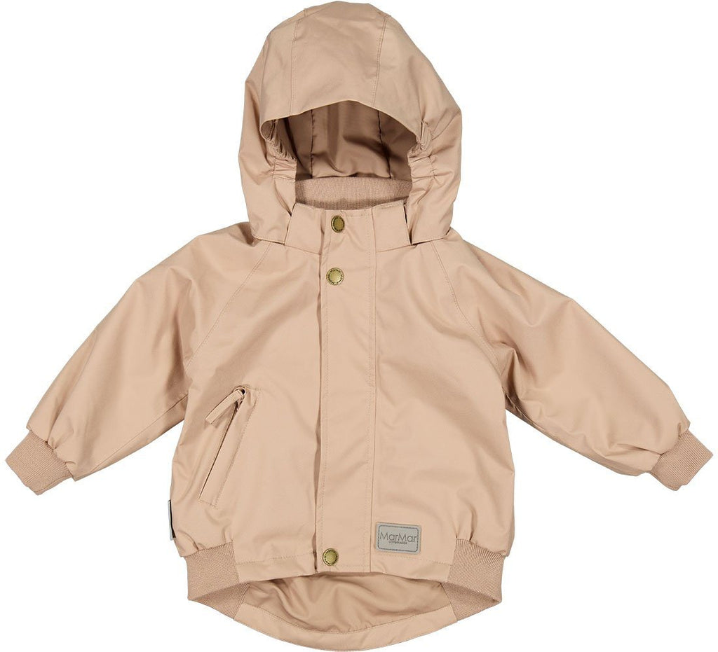 MarMar OLIO JACKET Technical Outerwear - Rose Sand Yttertøy MarMar