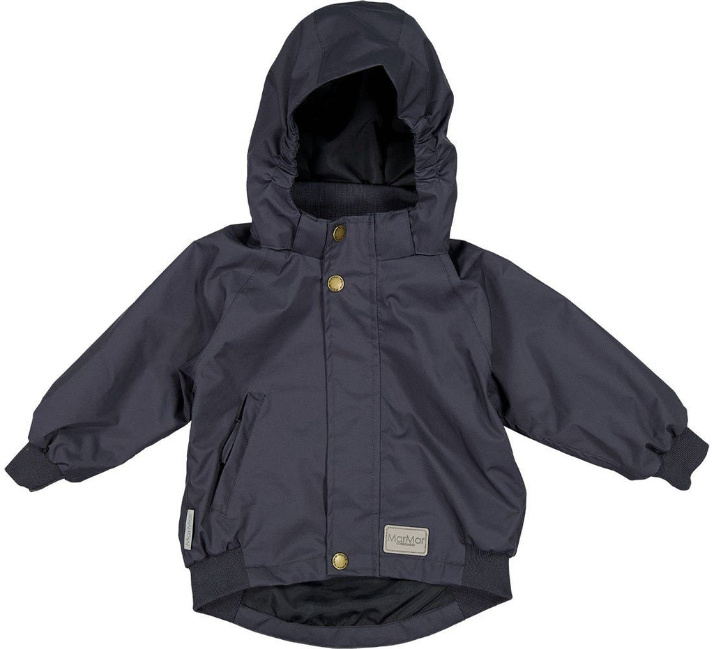 MarMar Olio Technical Summer Outerwear - Darkest Blue - Torgunns Barneklær