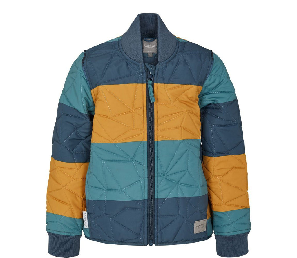 MarMar ORRY Thermo Jacket - Funky Stripe Body MarMar