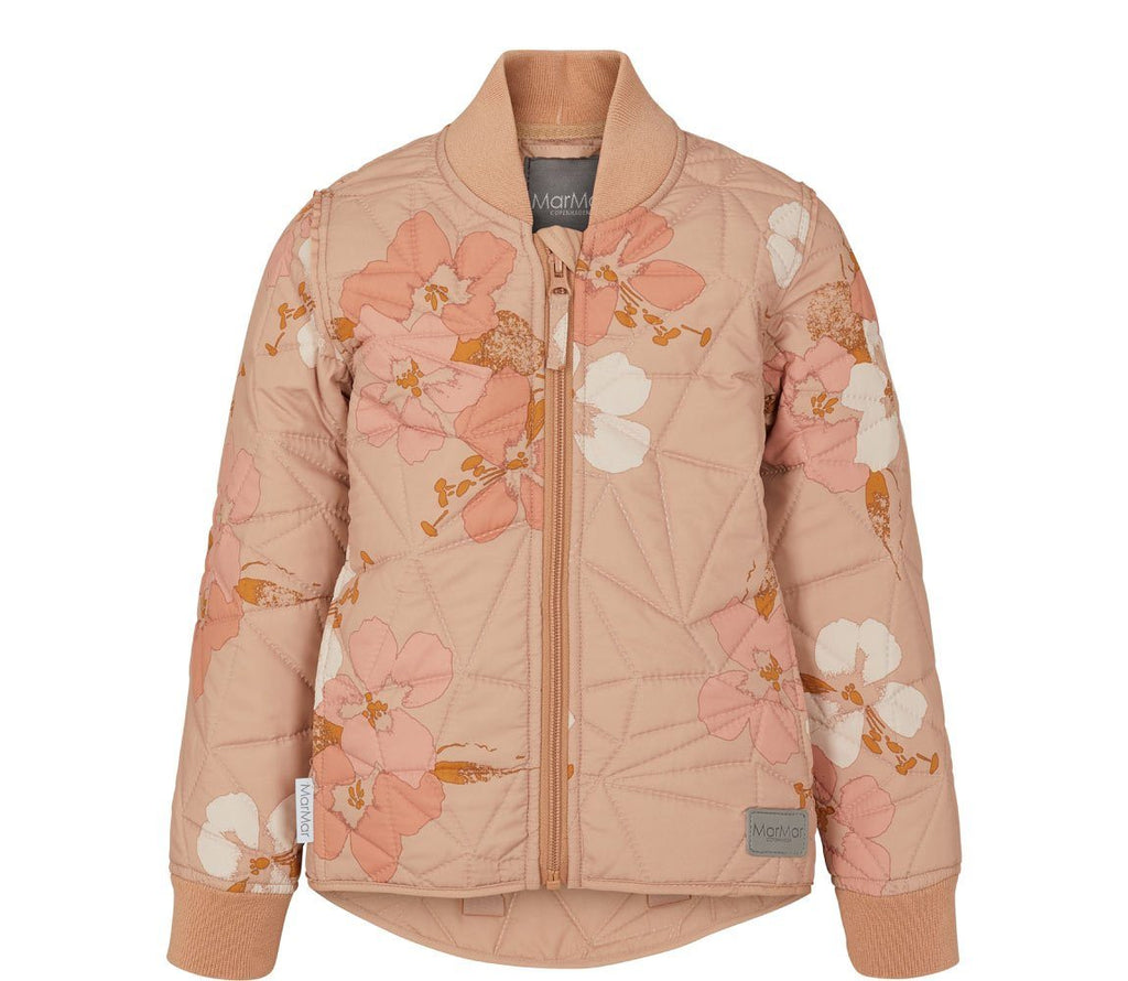 MarMar ORRY Thermo Jacket - Hibiscus Body MarMar