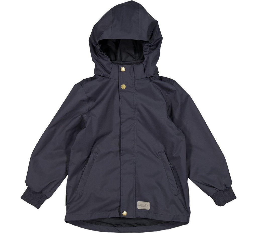 MarMar OTTO JACKET Technical Outerwear - Darkest Blue Yttertøy MarMar