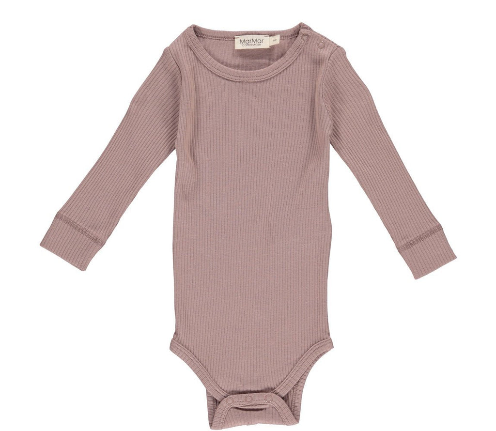 MarMar PLAIN Body LS Modal - Rose Nut Body MarMar