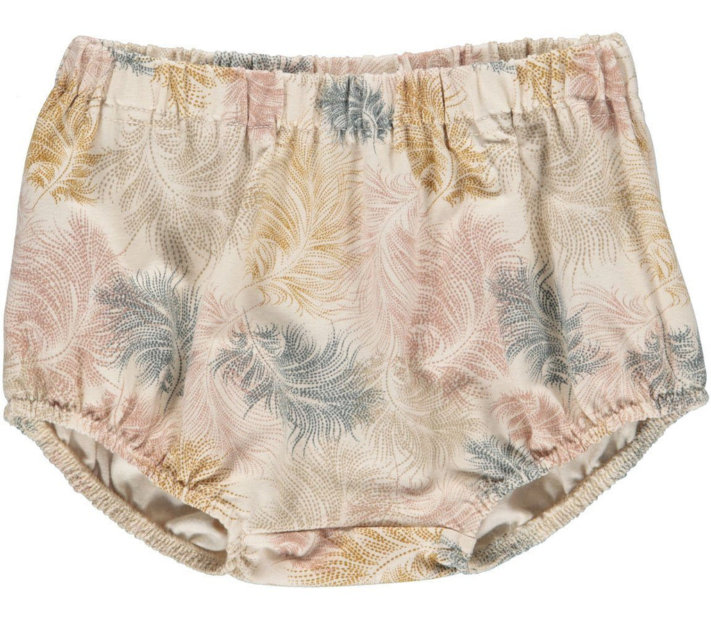 MarMar POPIA Jersey Print Bloomer - Feather Print Bloomer MarMar