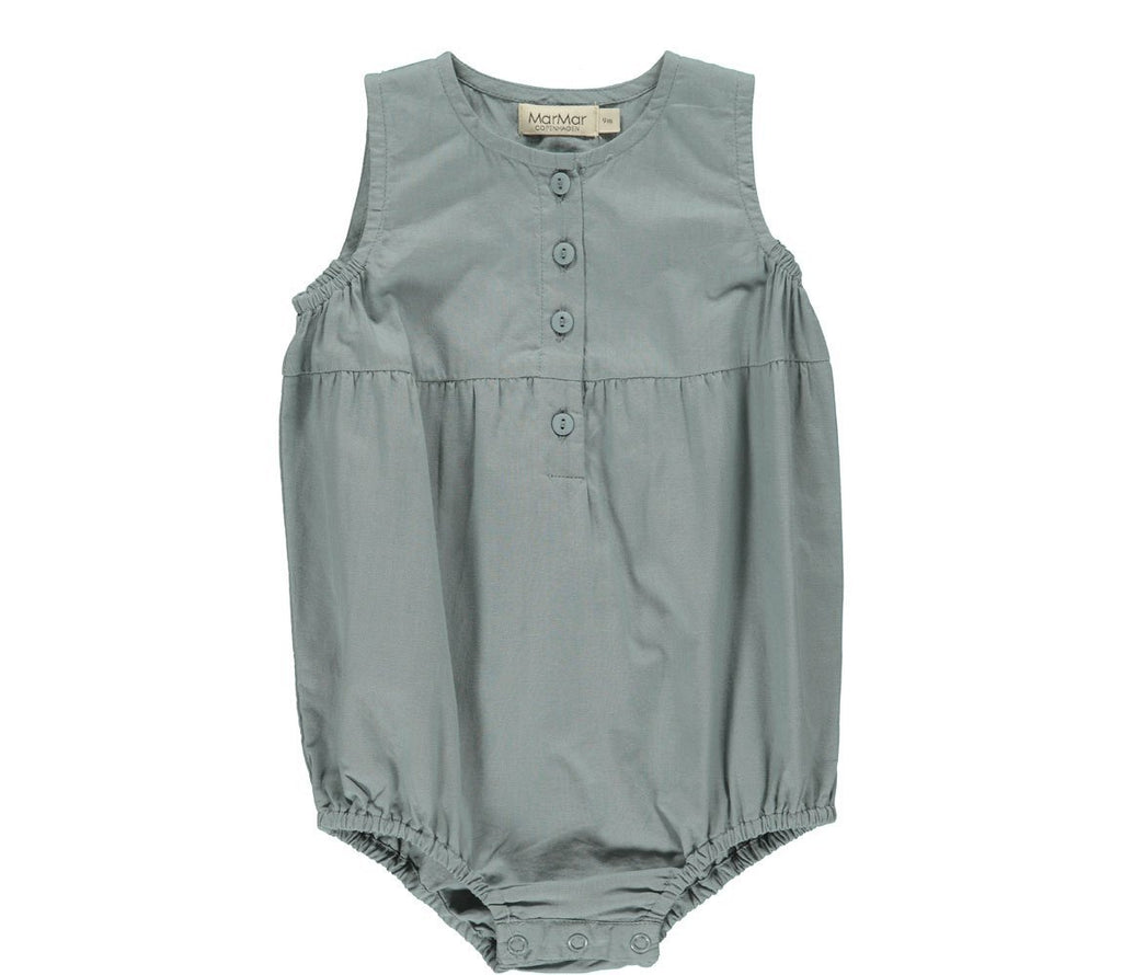 MarMar ROMMY Romper Light Cotton - Wild Ocean Romper MarMar