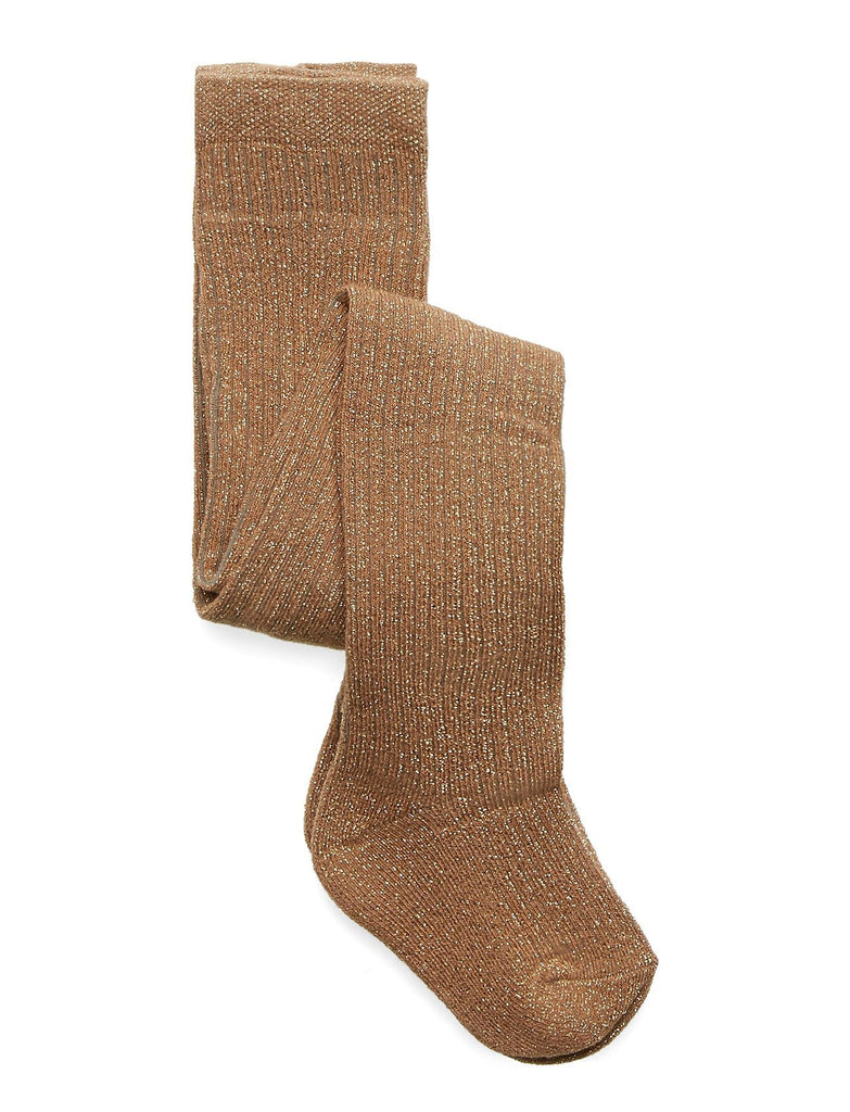 MarMar TIGHTS Lurex Socks & Tights - Rose Brown Lurex Underdeler MarMar
