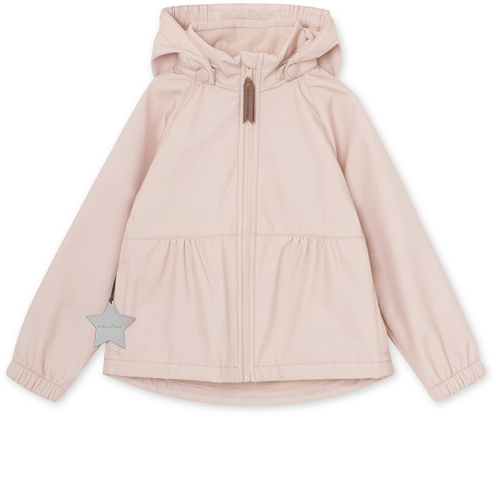 Mini A Ture BRIDDI Jacket, MK - Rose Dust Yttertøy Mini A Ture