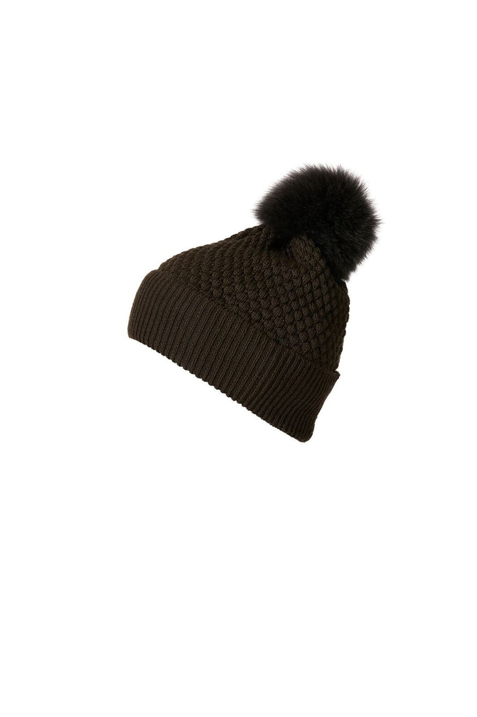 mp Denmark CHUNKY OSLO Beanie - DARK ARMY Lue MP
