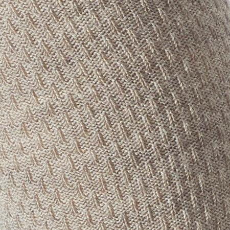 mp Denmark WOOL Perle Strømpebukse - LIGHT BROWN Strømpebukser MP
