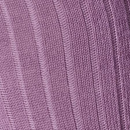 mp Denmark WOOL Ribb Strømpebukse - DUSTY PURPLE Strømpebukser MP