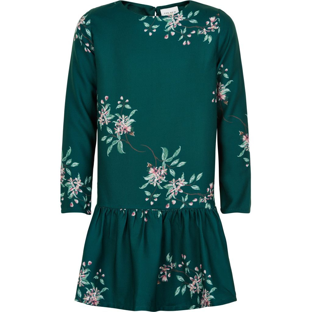 THE NEW ISLA LS DRESS JUNE BUG T-skjorte The New
