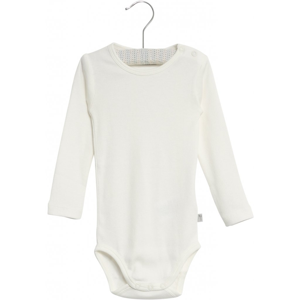 Wheat Body RIB - Ivory Body Wheat
