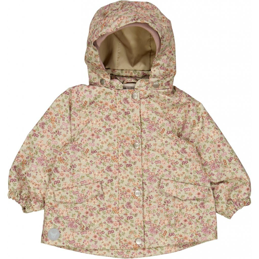 Wheat Outerwear Jacket ADA Tech - Stone Flowers Yttertøy Wheat