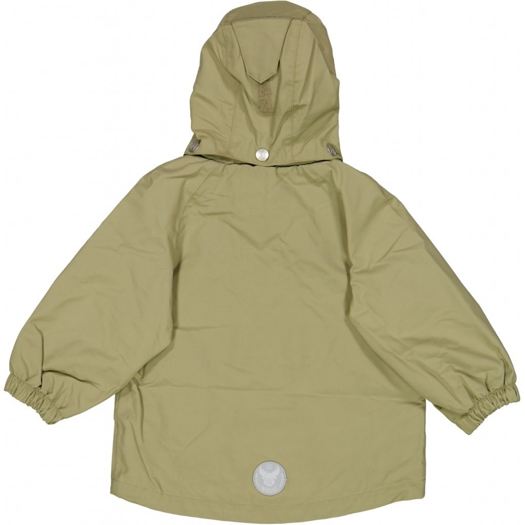 Wheat Outerwear Jacket SVEO Tech - Dusty Green Yttertøy Wheat