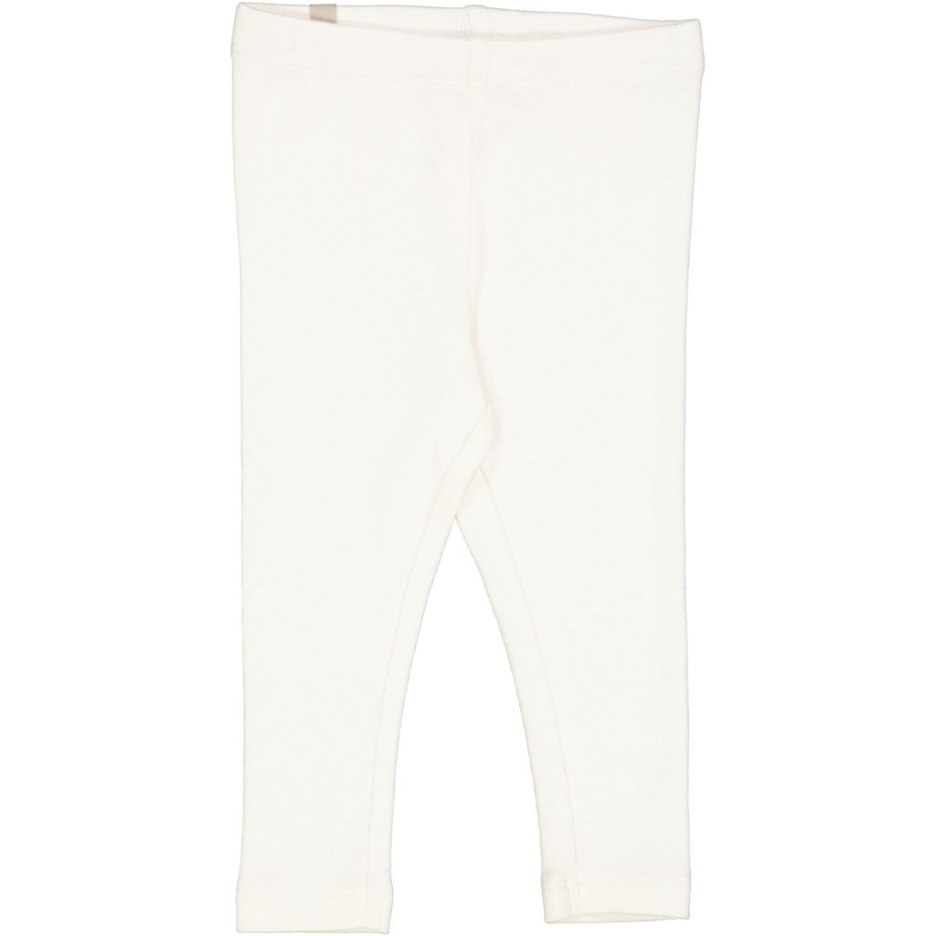 Wheat RIB Leggings - Ivory Underdeler Wheat
