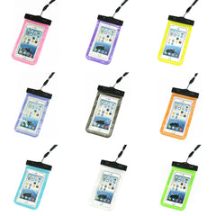100% Sealed Waterproof Bag Pouch Phone Case