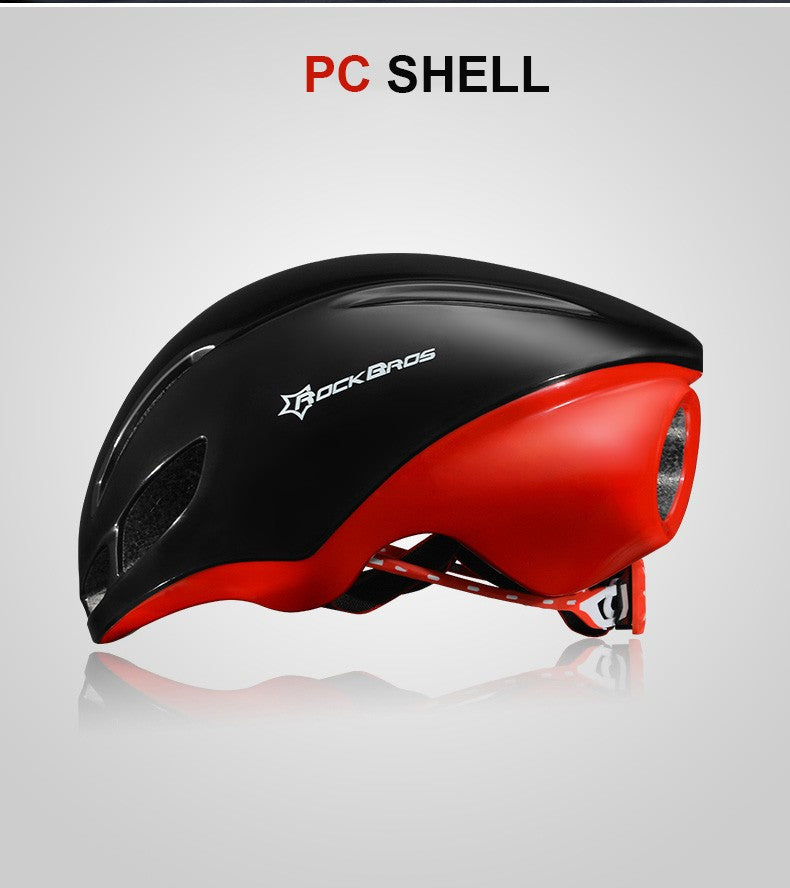 Ultralight Integrally-Molded Bicycle Helmet Pro