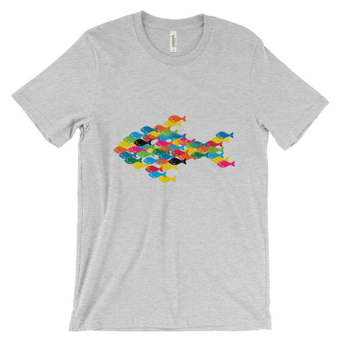 Unisex short sleeve t-shirt | Fishing