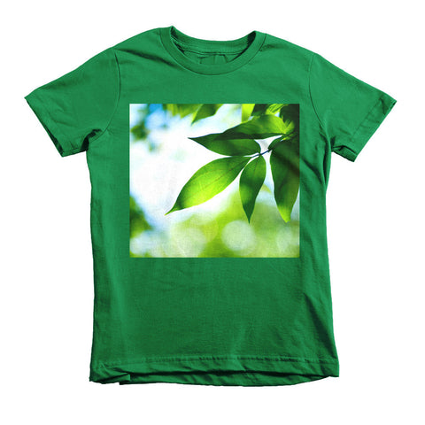 Amazing Nature | Short sleeve kids t-shirt