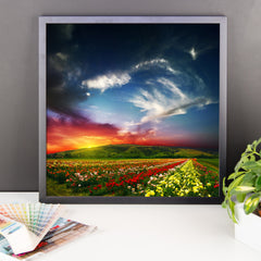 Amazing Nature | Framed photo paper poster