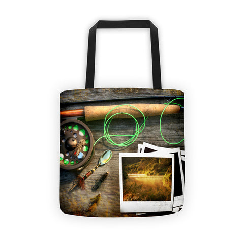 Tote bag | Fishing